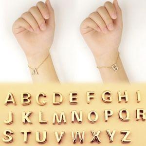 """Jewelry - 14K Gold """"C"""" Initial Charm Bracelet"""